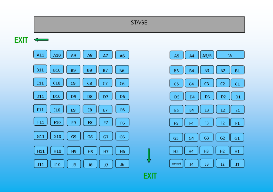 Seating Plan