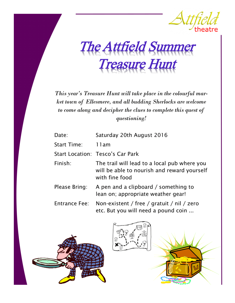 ATC Treasure Hunt-1